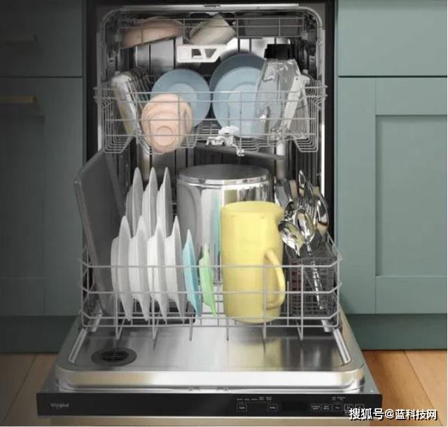新趋势  惠而浦大容量洗碗机美国受捧