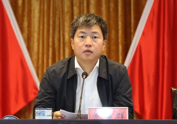 """""""75后""""曾超群拟提名为市长候选人,到任后成湖南最年轻市长"""