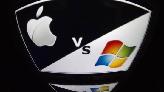 微软冷箭射苹果:世界需要更开放的平台