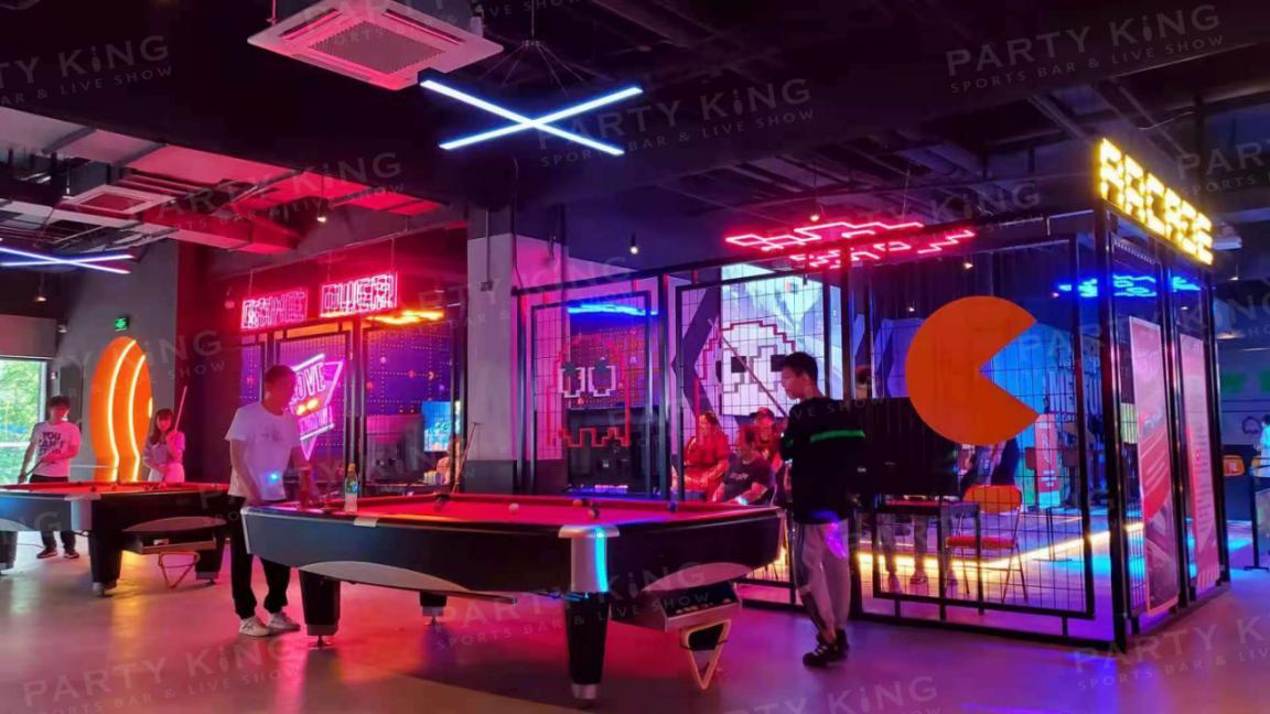 「PARTY KING运动街区」获数千万元A轮融资,投资方为青松基金