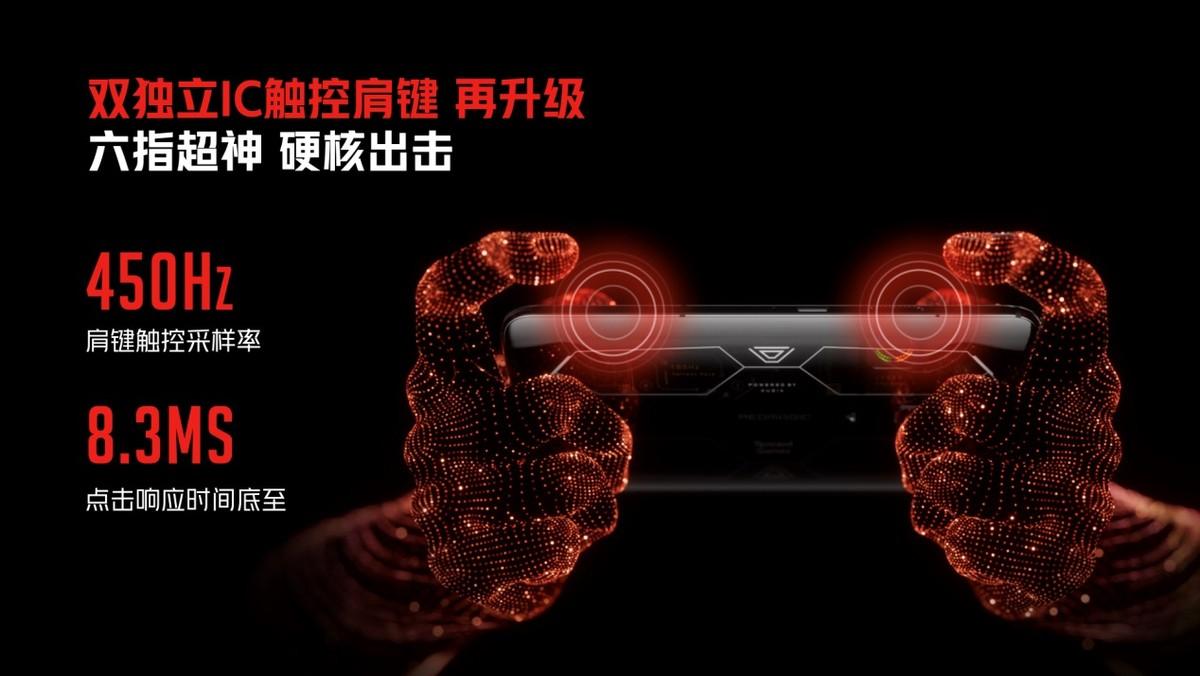 红魔6S Pro发布:骁龙888Plus+航天级散热黑科技,3999元起