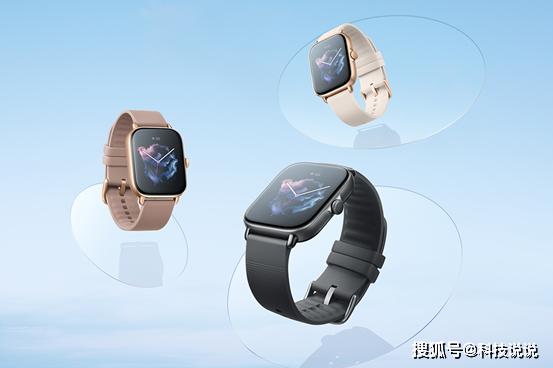 """华米科技Amazfit发布中文名""""跃我"""",推出GTR3和GTS3系列智能手表"""