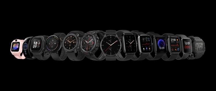 华米科技启动Amazfit品牌焕新,全新智能手表体验升级